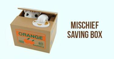 Mischief Saving Box Jakarta Pusat