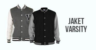 Jaket Varsity
