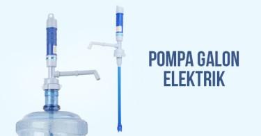 Pompa Galon Elektrik