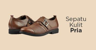 Jual Sepatu Kulit Pria Terbaru - Daftar Harga Sepatu Kulit Asli Pria ... 06ab70e0a6