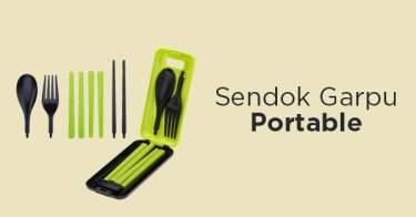 Sendok Garpu Portable