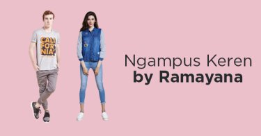 Ngampus Keren by Ramayana