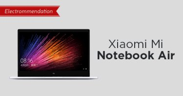 Xiaomi Mi Notebook Air Bandung