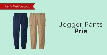 Jogger Pants Pria