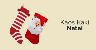 Kaos Kaki Natal