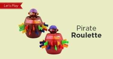Pirate Roulette