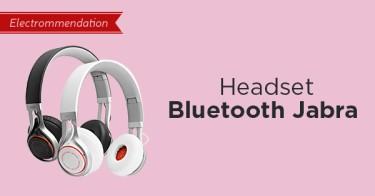 Headset Bluetooth Jabra