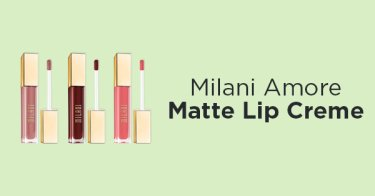 Milani Amore Matte Lip Creme Bandung