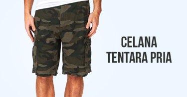 Celana Tentara Pria