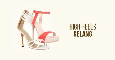 High Heels Gelang