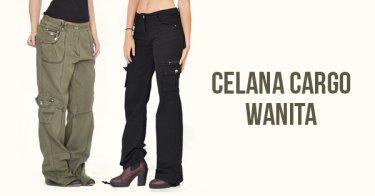 Celana Cargo Wanita