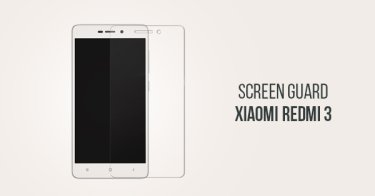 Screen Guard Xiaomi Redmi 3
