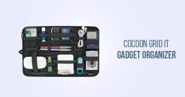 Cocoon Grid It Gadget Organizer