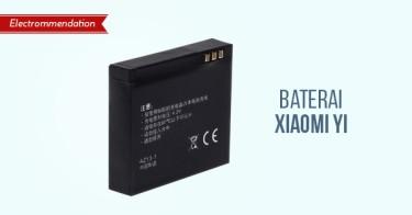 Baterai Xiaomi Yi Jakarta Timur