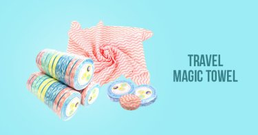 Travel Magic Towel