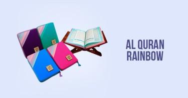 Al Quran Rainbow