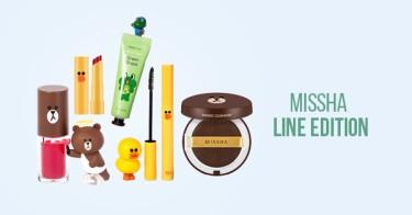 Missha LINE Edition