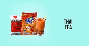 Thai Tea Bandung
