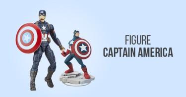 Figure Captain America