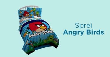 Sprei Angry Birds