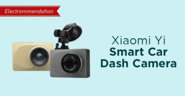 Xiaomi Yi Smart Car Dash Camera