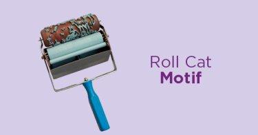 Roll Cat Motif