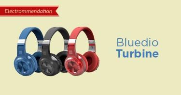 Bluedio Turbine