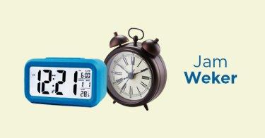 Jual Jam Weker   Alarm Digital - Produk Terbaru 2018  bbacbeba6f