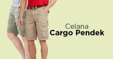 Celana Cargo Pendek Lampung Barat