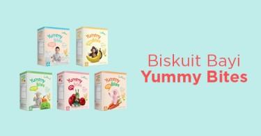 Biskuit Bayi Yummy Bites