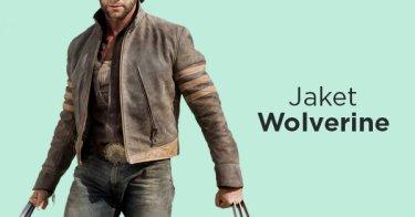 Jaket Wolverine
