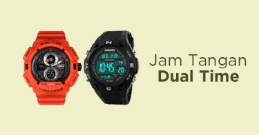 Jam Tangan Dual Time