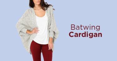 Batwing Cardigan Kabupaten Bogor