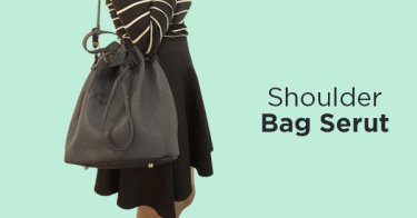 Shoulder Bag Serut