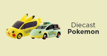 Diecast Pokemon