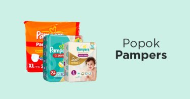 Popok Pampers