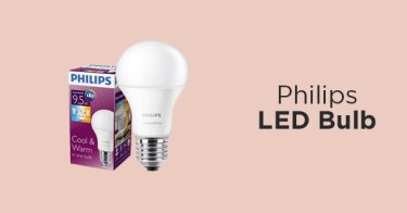 Philips LED Bulb Wonosobo