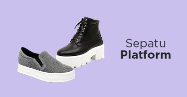 Sepatu Platform