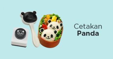 Cetakan Panda