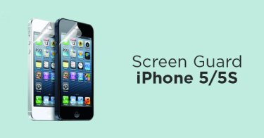 Screen Guard iPhone 5/5S