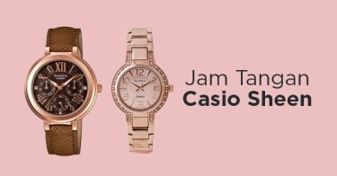 Jam Tangan Casio Sheen