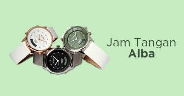 Jam Tangan Alba Lampung