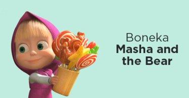 Boneka Masha and the Bear