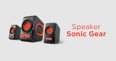 Speaker Sonic Gear Jawa Barat