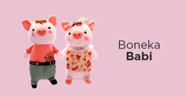 Jual Boneka Babi  b7a3b5c7df