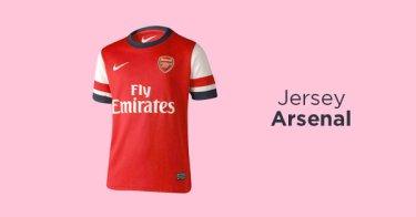 0a5b293b7 Jual Jersey Arsenal Terbaru 2018   2019 - Harga Murah   Grosir ...