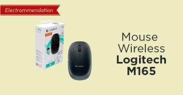 Mouse Wireless Logitech M165