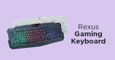 Rexus Gaming Keyboard
