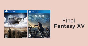 Final Fantasy XV Depok