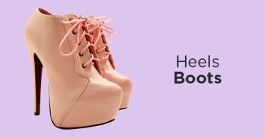 Heels Boots Bogor
